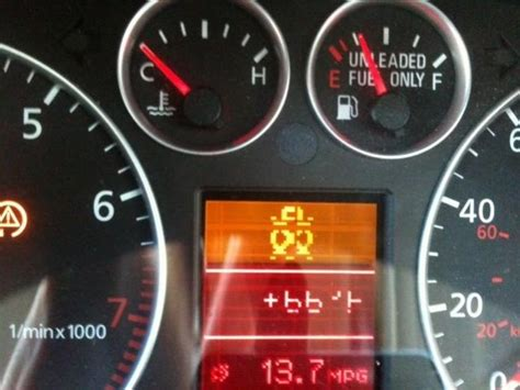 audi tt warning light strange warning light help audiforums