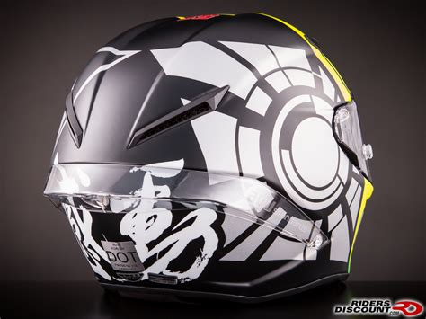Agv K3 Sv Wintertest Black Limited Edition agv corsa valentino winter test limited edition