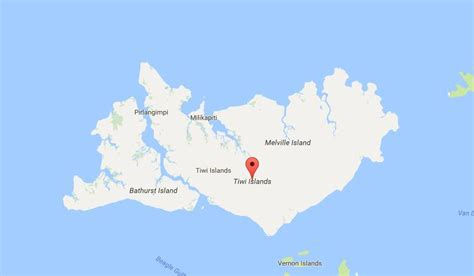 map  tiwi islands