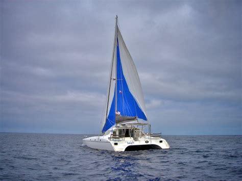 catamaran vs monohull cost catamaran versus monohull the great debate