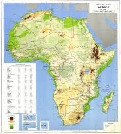Map Of Africa Physical Features by 404 Page Not Found Error Ever Feel Like You Re In The