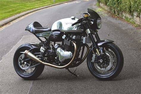 Norton Dominator SS Roadtest   Return of the Cafe Racers