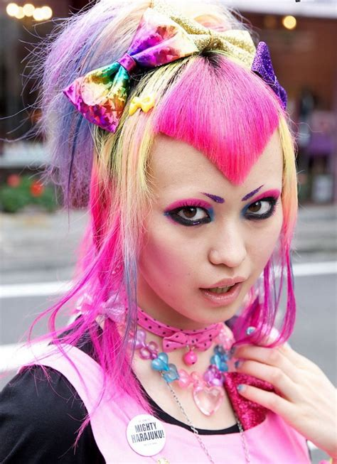 Flippige Frisuren funky hairstyles for