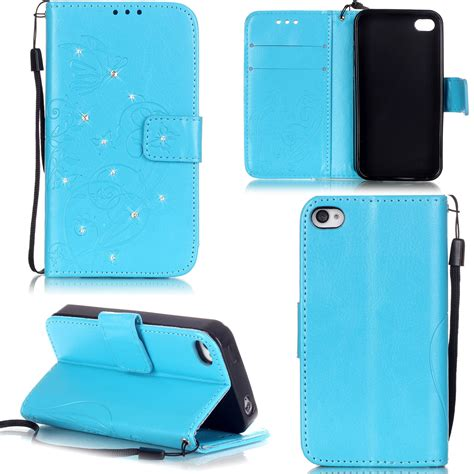 Iphone 7 7 Plus Chelsea Vintage The Blues Cover Hardcase retro flower pattern flip leather wallet stand cover for iphone 7 7 plus 6 ebay