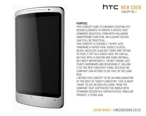 Hp Htc Concept htc new 1 concept is a sturdy device with aluminum