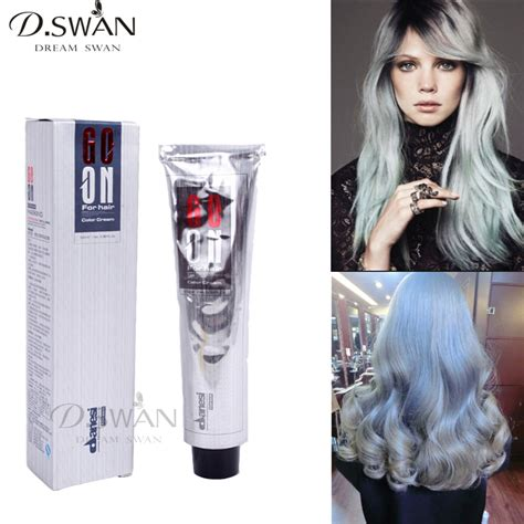 best non permanent hair color for grey hair sliver gray hair color dye cream grey hair colour