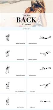 best 25 back exercises ideas on back