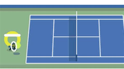 doodle tennis the u s open doodle is currently engaged in the