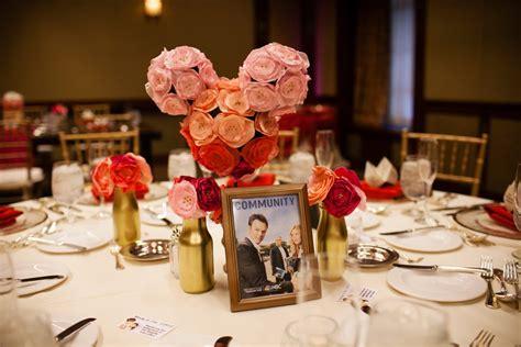 Disney Wedding Centerpieces Diy Fairy Tale Mindy Tim Disney Wedding Centerpiece Ideas