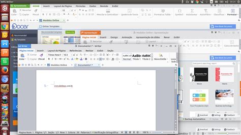 wps office 2016 uma 243 tima alternativa ao microsoft