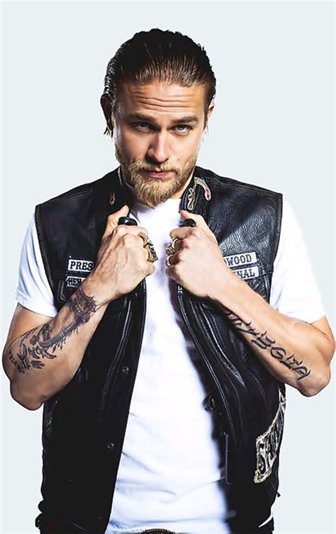 charlie hunnam tattoos hunnam jax teller aka h