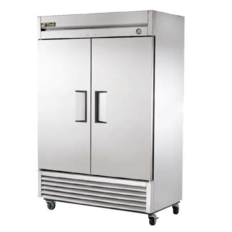 2 Door Freezer by True T 49f T Series 2 Door Reach In Freezer Ebay