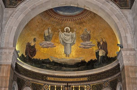 church of the virgin transfiguration of jesus transfiguration of jesus mosaic eccentric bliss