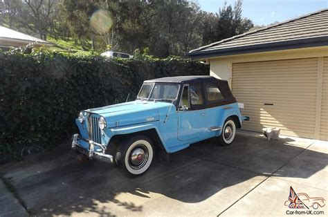 1948 willys jeepster willys jeepster 1948 phaeton in murray nsw