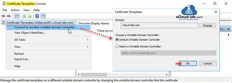 replace default vcenter vmca certificate