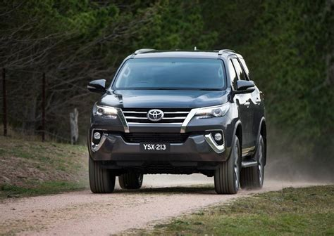 New Car Toyota Fortuner New 2016 Toyota Fortuner India Gt Gt Price Specification