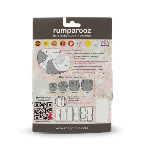 Rumparooz Pocket ecobaby rumparooz one size g2 pocket solid