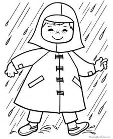 april showers coloring pages coloring pages april showers cookie ideas