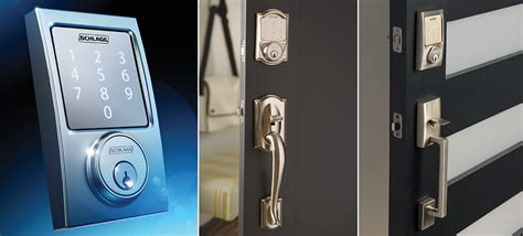 Bluetooth Front Door Lock by Schlage S Bluetooth Lock Turns Your Smartphone Into Your