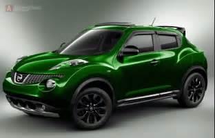 Green Nissan Nissan Yuke Green Nissan Juke