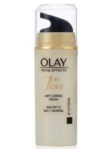 Olay Total Effects 7 In1 Anti Aging Normal buy olay total effects 7 in 1 normal anti aging skin day spf 15 20g at rs 214 only