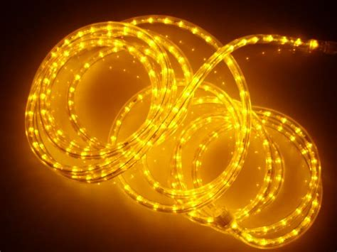 cutting led rope light