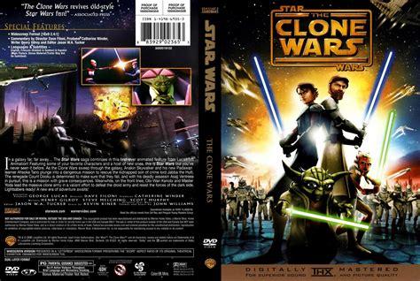 film seri star wars star wars the clone wars dvd cover 2008 r1