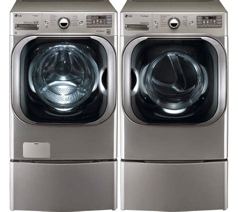 front load washer and dryer lg washer dryer