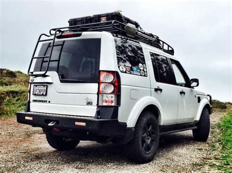 overland range rover overland journal project land rover discovery 4 lr4