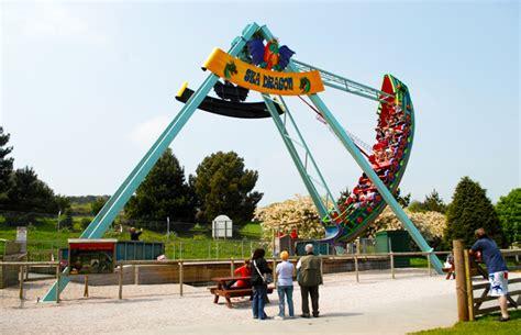 swing theme woodlands family theme park ladram bay holiday park