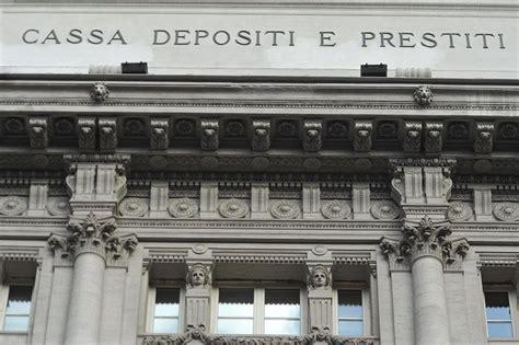 rinegoziare il mutuo con la propria cassa depositi e prestiti nuova rinegoziazione mutui per