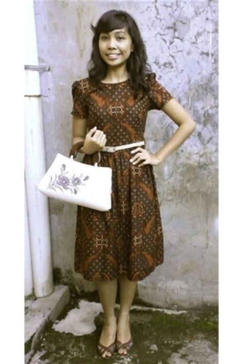 Dress Batik Free Belt quot batik dress quot by pingkancbr chictopia