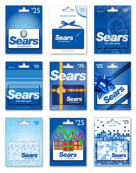Tops Gift Card Selection - gift cards on behance