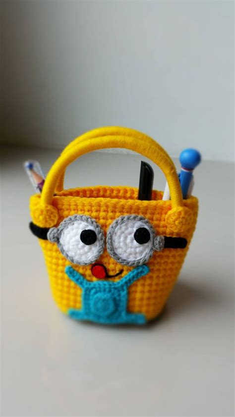 Drew Bag Anak Pei 17 best images about 25 crochet minions and more minions jeanette on coloring