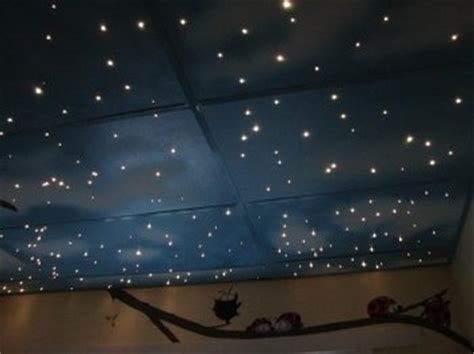 Starry Ceiling Lights Magic In Rooms With Lights Design Dazzle