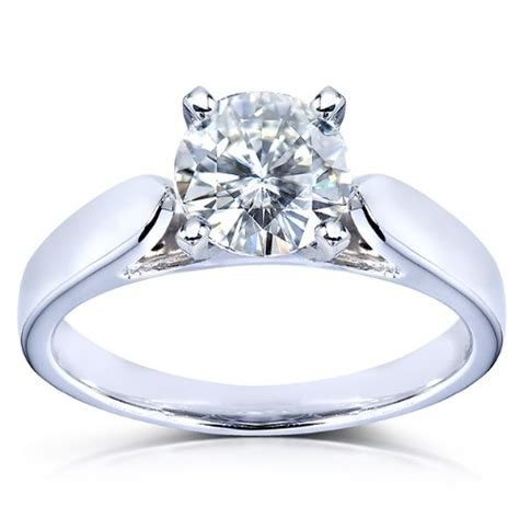engagement rings not diamonds archives the moissanite