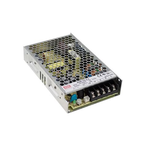 Power Suply 5v 80a Model Jaring Fan rsp 75 watt enclosed power supply with pfc 3 3v dc 15 00a