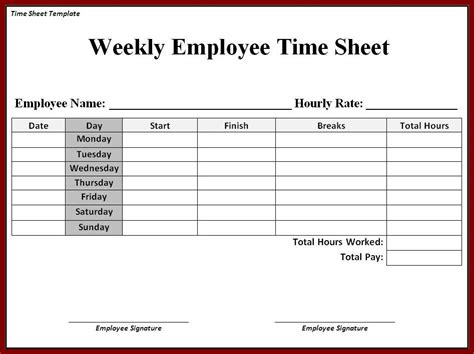timesheet invoice template excel invoice template excel download by