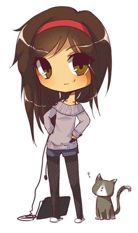 anime chibi chibi chibi gravi by dragoon drawing