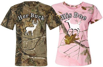 Country Shirts For Couples Buck 2 Custom Unisex Code V Licensed Realtree Camo T