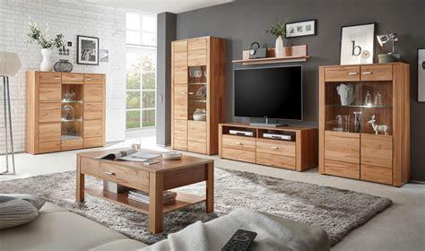Wohnzimmer Wohnwand by Wohnwand Wohnzimmer Set Quot Donau Quot 5 Tlg Stauraumelement