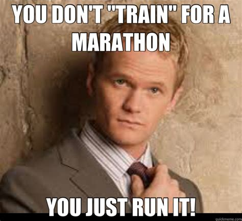 Running Marathon Meme - my marathon training fears fit disney mom