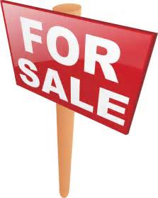 For Sales Clip For Sale Sign Bornstein