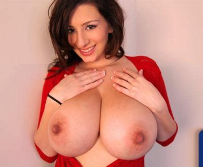 September Carrino Page The Daily Big Tits Nude