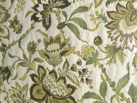 Jacobean Upholstery Fabric by Green And Brown Jacobean Upholstery Fabric Upholstery Fabric