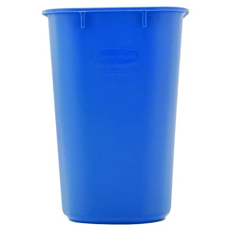 Blue Rubbermaid Small rubbermaid commercial 295573be small deskside recycling