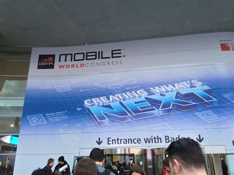 world mobile congress 2014 dag 1 mobile world congress 2014