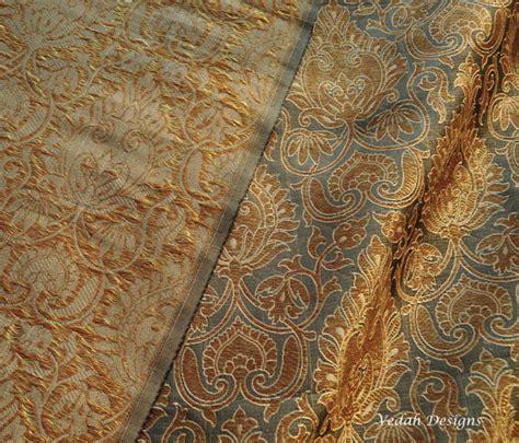 a review of jacquard fabric 13 luxurious baroque pattern silk zari brocade