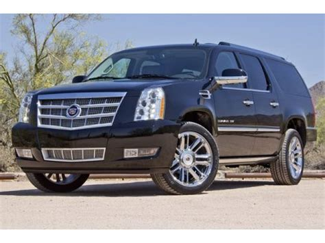 2012 Cadillac Escalade Esv Platinum by Used 2012 Cadillac Escalade Esv Platinum Awd For Sale