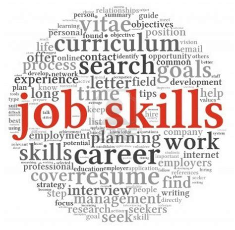 skills and abilities for resume examples computer skills resume